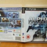 Alpha Protocol   (PS3)  (ALVio) + sute de alte jocuri PS3 ( VAND / SCHIMB )