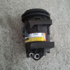 Compresor AC aer conditionat Nissan 2.2 diesel - Compresoare aer conditionat auto, PRIMERA (P12) - [2002 - 2013]