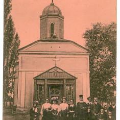 115 - Vrancea, PANCIU, Church - old postcard, CENSOR - used - 1917 - Carte Postala Moldova 1904-1918, Circulata, Printata