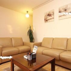 Canapea 2 locuri, din piele 100% naturala, Canapele fixe, Din piele ecologica