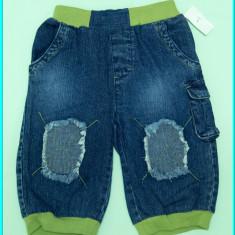NOI → Pantaloni blugi de vara, bumbac moale, subtire → copii | 6 luni | 68 cm, Alta, Unisex