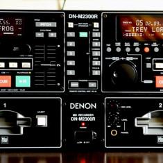 Mini Disc MiniDisc recorder profesional DENON DN-M 2300R