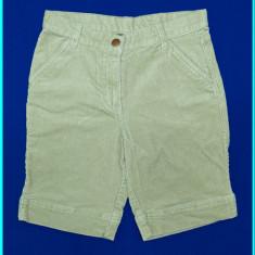 Pantaloni scurti de primavara / toamna, din catifea, ALIVE _ fete | 9 - 10 ani, Marime: Alta, Culoare: Bej