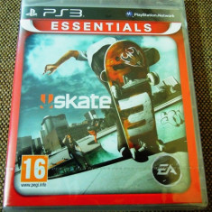 Joc Skate 3 Essentials, PS3, sigilat, 69.99 lei, alte sute de jocuri! - Jocuri PS3 Electronic Arts, Sporturi, 3+, Single player