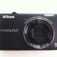 NIKON S6200 - Aparat Foto compact Nikon, Compact, 16 Mpx, 10x, Sub 2.4 inch