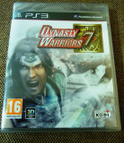 Joc Dynasty Warriors 7, PS3, original si sigilat, alte sute de jocuri!, Actiune, 12+, Single player