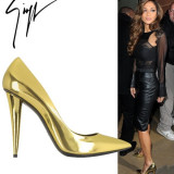 Pantofi dama Giuseppe Zanotti GOLD ** NEW!