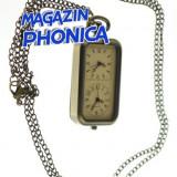 Ceas pandantiv dama + cutie cadou + expediere gratuita Posta - sell by Phonica - Pandantiv fashion