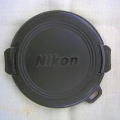 Capac obiectiv foto Nikon