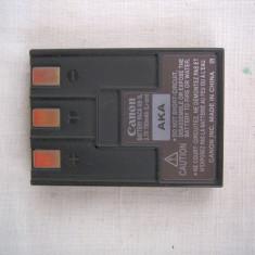 Acumulator dedicat lithiu Canon 3,7 V