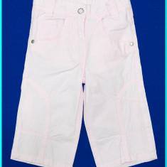 Pantaloni vara, bumbac, talie ajustabila, IMPIDIMPI→ fetite | 2—3 ani | 92—98 cm, Marime: Alta, Culoare: Roz, Fete
