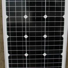 Panou Solar Fotovoltaic Monocristalin 50 W pentru Sisteme solare Fotovoltaice pe 12 V