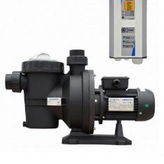 Pompa solara Piscina / Irigat 60- 80 MC Sistem Complet : Controler, Pompa, Motor Curent Continuu DC Germania - Pompa gradina, Pompe de suprafata