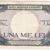 Bancnota 1000 lei 23 martie 1943 - Bancnota romaneasca