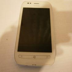 Nokia Lumia 710 - 299 lei - Telefon mobil Nokia Lumia 710, Alb, Neblocat
