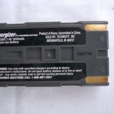Acumulator 7, 4 V foto - Baterie Aparat foto, Dedicat