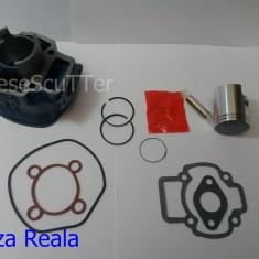 Set motor ( cilindru ) scuter Gilera DNA / Runner ( 5 colturi / 49cc - 50cc TAIWAN ) - Set cilindri Moto