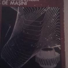 TEHNOLOGIA CONSTRUCTIILOR DE MASINI DE GHINEA EMILIAN, MILITARU VASILE SI COLEA BARBU 1971, CARTONATA - Carti Industrie alimentara