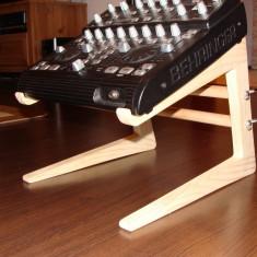 DJ Stativ / Suport Mixer Controller MIDI, Laptop – Original – Handmade