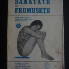 VERA CERNATESCU -SANATATE SI FRUMUSETE {1968}