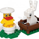 LEGO 40031 Bunny and Chick (Iepuras si puiut)