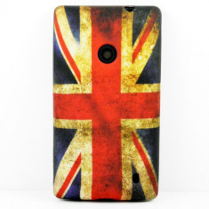 Husa silicon Nokia Lumia 520 + folie protectie ecran + expediere gratuita Posta - sell by Phonica