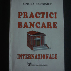 SIMONA GAFTONIUC - PRACTICI BANCARE INTERNATIONALE {1995} - Carte Marketing
