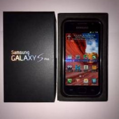 Vand Samsung Galaxy S Plus, 8GB, Negru, Neblocat