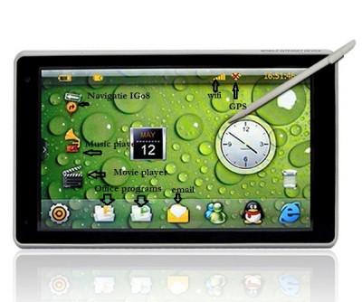 """Navigatie GPS 7"""" iGo8 si TabletPC foto"""