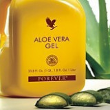 Forever Aloe Vera Gel - Produs de Slabit
