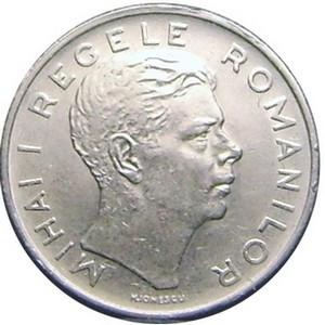 ROMANIA, 100 LEI 1943 * cod 60 foto
