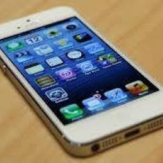 iPhone 5 Apple White 32GB Neverlock, Alb, Neblocat