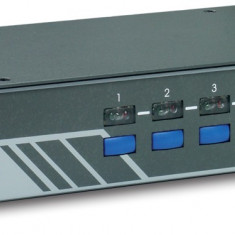 KVM TrendNET TK-401R 4-Port PS/2 Rack Mount Switch - GARANTIE