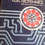 T. Canescu, I. Ristea - Tehnologia lucrarilor de electrotehnice - manual pentru licee de specialitate anul II