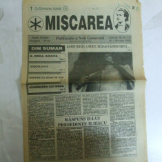 Miscarea Publicatie a Noii Generatii An II Nr. 8 Iunie 1993 Nicolae Iorga Iudaica