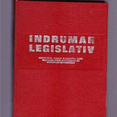 INDRUMAR LEGISLATIV - Carte Drept civil