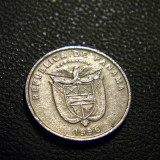 Panama  - Decimo de balboa (1/10) 1996