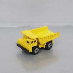 Faun Dump Truck, Matchbox Superfast - Macheta auto