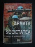 IONEL NICU SAVA - ARMATA SI SOCIETATE {1998}