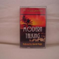 Vand caseta audio Modern Talking - The Golden Collection, originala. - Muzica Pop, Casete audio