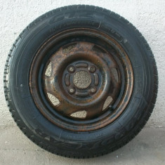 Roata rezerva Ford pe 13 distanta intre prezoane 4x108 - Roata de rezerva Auto