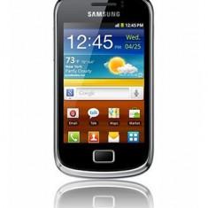 SAMSUNG GALAXY MINI 2 - Telefon mobil Samsung Galaxy Mini 2, Galben, Neblocat