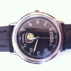 Ceas de colectie Fossil Mood Watch JR7664 ! Foarte rar!!! - Ceas barbatesc Fossil, Casual, Quartz, Inox, Piele, Analog