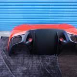BARA SPATE ORIGINALA PENTRU FERRARI 599 GTB FARA DEFECTE IN ROSSO SCUDERIA, ACCEPT VARIANTE CU ORICE BUNURI