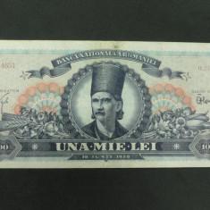 ROMANIA - BANCNOTA 1000LEI - 18 IUNIE 1948 - Bancnota romaneasca