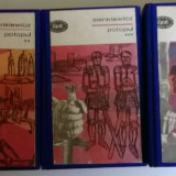 SIENKIEWICZ - POTOPUL (5 VOL.) - Roman, Anul publicarii: 1969