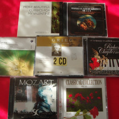 COLECTIE CD MUZICA CLASICA .