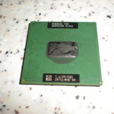 Procesor laptop intel RH80536 730 de 1.6/2M/533, Intel Pentium M, 1500- 2000 MHz, Numar nuclee: 1