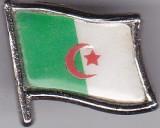 Insigna Steag Drapel , Algeria