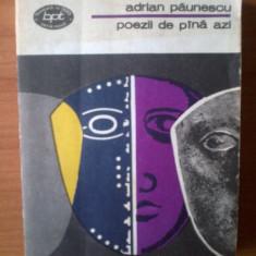 u2 Adrian Paunescu - Poezii de pana azi